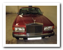 Rolls-Royce Silver Spur под разбор на запчасти!